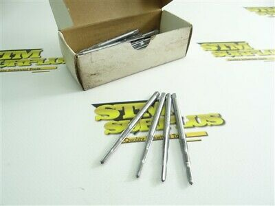 New! Box Of 24 Made In The Usa! Multi Size Taps #6-32, #8-32, #10-24 & #10-32