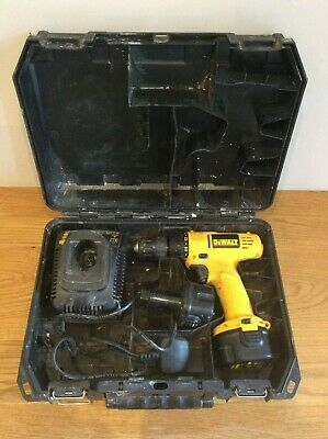 Dewalt  7.2V DW925 Cordless Drill + Rechargeable Batteries Available Worldwide