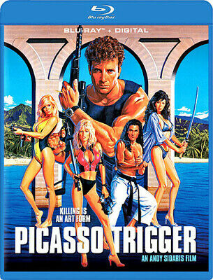 Picasso Trigger (REGION A Blu-ray New)