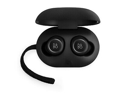 B&o Play E8 Black 1644128 Truly Wireless