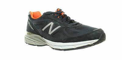 9af284f0863b2 NEW BALANCE WOMENS W990v4 Navy Running Shoes Size 11 (C,D,W) (432620)