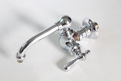 antique faucet bathroom sink wall faucet | standard deco vtg victorian bath tap
