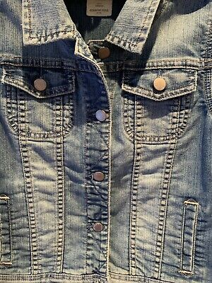 Girls Country Road Jean Jacket Size 10