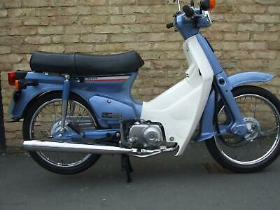 1998 Honda C90T Genuine 1 owner mahine , only11,400 miles from new