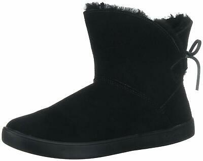 b20ccfb746f NIB KOOLABURRA BY UGG Women's Shazi Short Sherpa Boot Black Size 7M ...