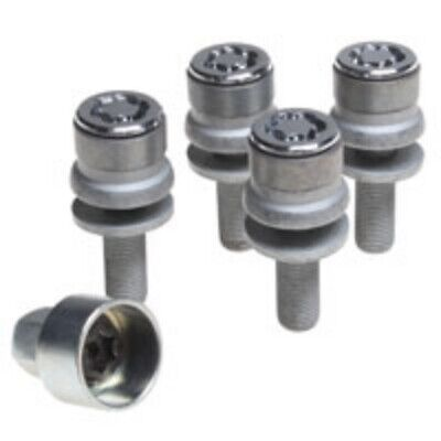 SL UHS Ultra High Security Locking Wheel Bolts M12x1.25 34.5mm - McGard 26001SL