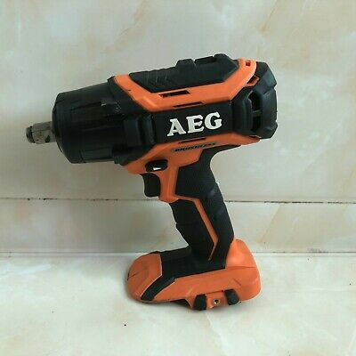 AEG BSS18C12ZB3-0 18V 480Nm Max Torque BRUSHLESS 3-SPEED IMPACT WRENCH Driver