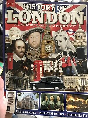 All About History History Of London 2019 Magazine
