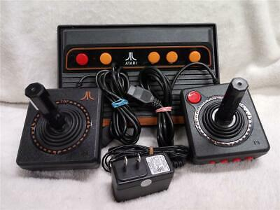 Atari Flashback 9 AR3050 Game Consoles w/ Wired Controllers - Black