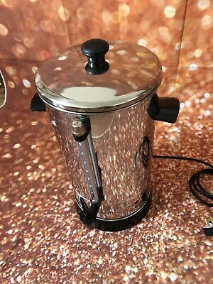 Signature S023 10ltr Stainless Steel Catering Urn Stainless Steel Used