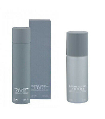 Kit Costume National Homme Gel Douche Douche 200 ML + Déodorant 150 ML