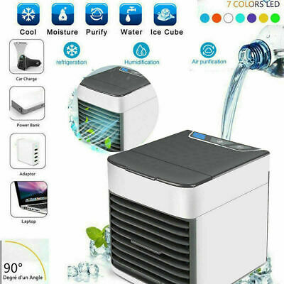 Mini Condizionatore Ventilatore Portatile Air Cooler Arctic Air Ultra Cool Usb