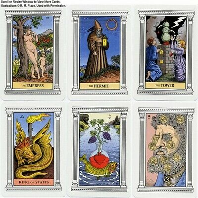 The Alchemical Tarot boxed set by Robert Place and Rosemary Guiley