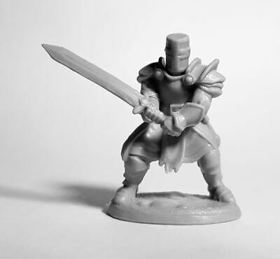 1 x KNIGHT PROTECTOR GREATSWORD - ONES 4 REAPER figurine miniature rpg 44000