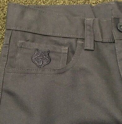 Boy Scouts of America Switchback 2 Uniform Convertible Blue Pants Youth 4 NWT