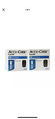 Accu-Chek Guide Test Strips 100 Ct (Sealed Boxes)