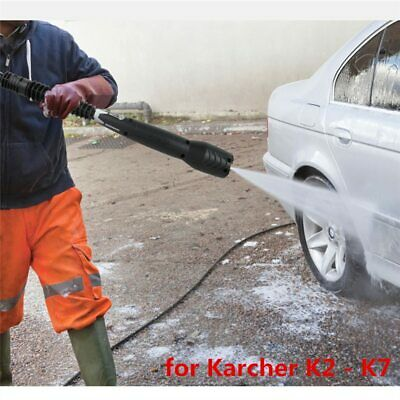 4 in 1 Car High Pressure Power Water Gun Adjustable Jet Lance Washer for Karcher