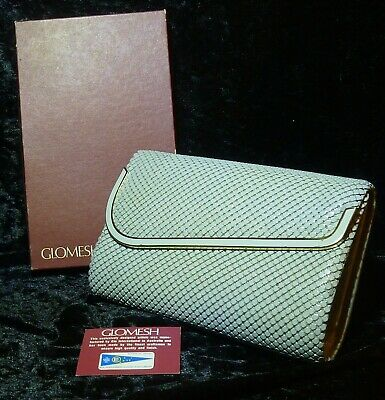 GLOMESH_vintage handbag_in original box_never used + great collectible - LQQK