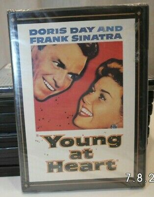 Young At Heart (1954) Doris Day & Frank Sinatra (DVD)New in Wrap Free Shipping