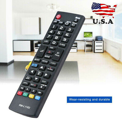 Universal Remote Control Replacement with 3D Button for LG SMART LED LCD TV