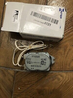 Intermatic Time Clock Replacement Motor 125V WG1570-5