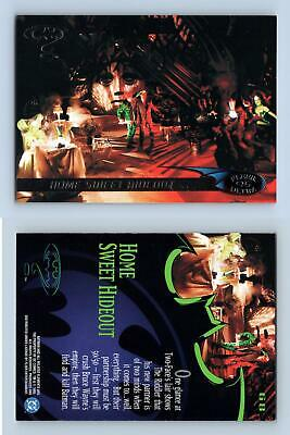Home Sweet Hideout #68 Batman Forever 1995 Fleer Ultra Trading Card