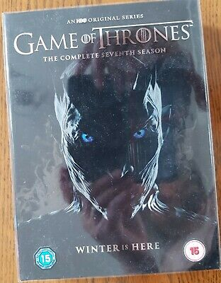 Game of Thrones The Complete Seventh Season (DVD,2017)