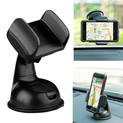 Universal 360° Car Phone Holder Universal Mount Windscreen Dashboard iPhone HTC
