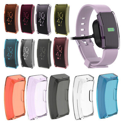 FOR FITBIT ALTA/HR/ACE!SOFT Silicone Case Full Cover Screen