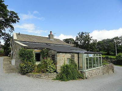 Yorkshire Dales Holiday Cottage with views - 7 nights from 17th August 2019