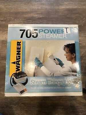 Wagner 705 Power Steamer Wallpaper Steamer Remover 1 Gal