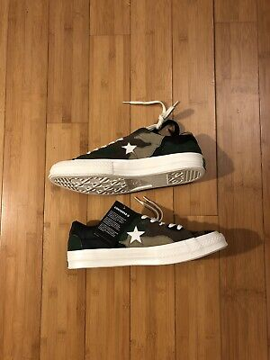 CONVERSE ONE STAR BROWN SUEDE SHOES Men's 11 $5.99 | PicClick