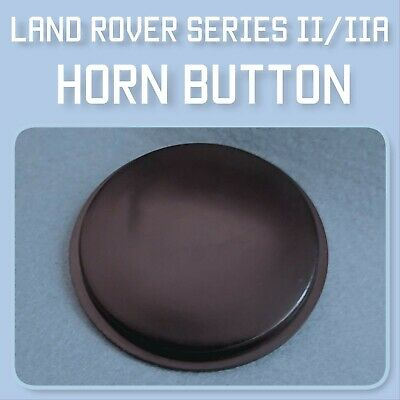 Land Rover Series 2, II IIA Horn Push Button