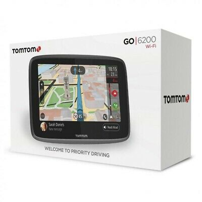 TomTom GO 6200 Automotive GPS Receiver