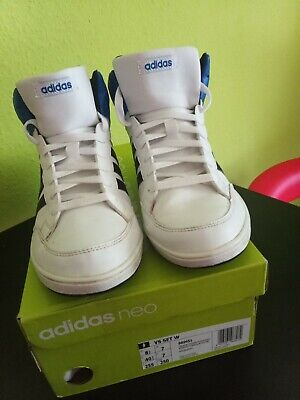 ADIDAS NEO MID Sneakers High Top in Weiß Größe 40 23