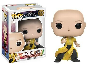"Pop! Marvel Doctor Strange #171: The Ancient One 3.75"" Vinyl Bobblehead Figure"