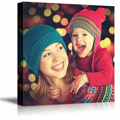 Custom Canvas Prints- Personalized Photo Picture to Canvas Print Wall Art