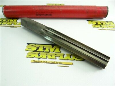 Super Nice! Cleveland Hss Straight Shank Finishing Reamer #3