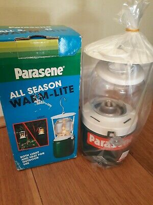 Parasene All Season Warm-Lite Paraffin Heater Light Greenhouse Frost Protection