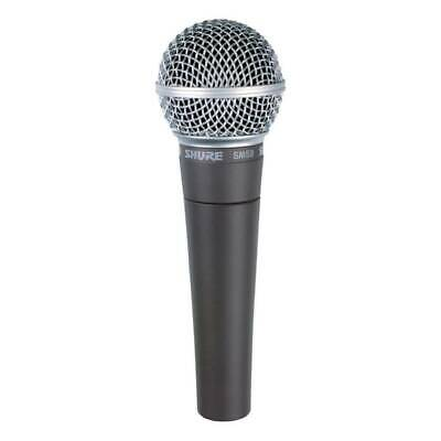 NEW Shure SM58 Dynamic Handheld Vocal Microphone