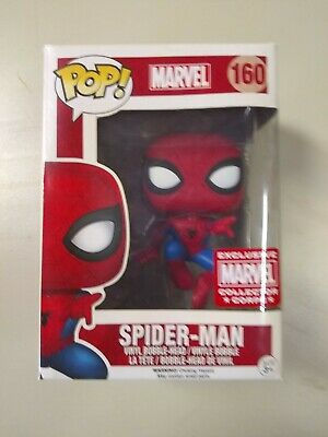 Funko Pop Spider-Man Exclusive