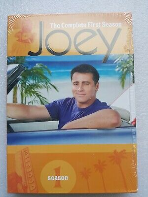 New SEALED! Joey - The Complete First Season
