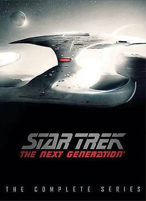 Star Trek: The Next Generation: The Complete Series New DVD! Ships Fast!