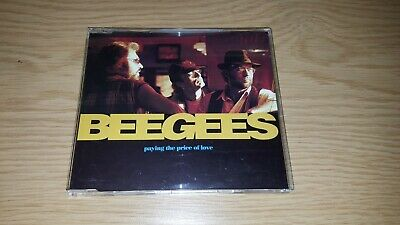 Bee Gees - Paying The Price Of Love (4 Trk Cd Single)