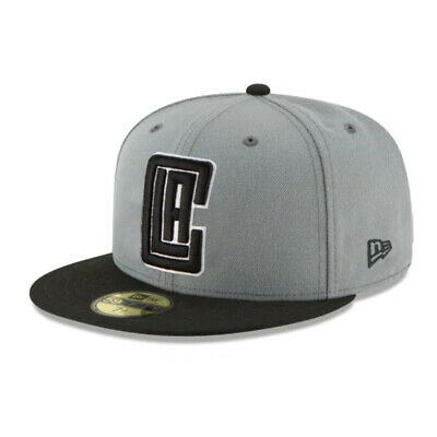 """Los Angeles Clippers LAC NBA Authentic New Era 59FIFTY Fitted Cap 5950 - 8"""""""