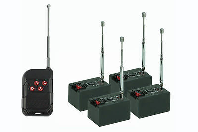 Distributed Fireworks Wireless Firing System AlphaFire X4QM-Looking for agent