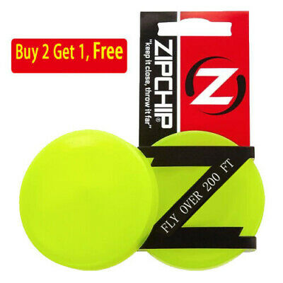 Zip Chip Frisbee Mini Pocket Flexible New Spin Catching Game Flying Disc