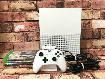 Microsoft Xbox One S 500Gb Console And 3 Games Bundle