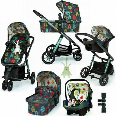Brand new Cosatto giggle 3 Travel system in Harewood with Car Seat & raincover