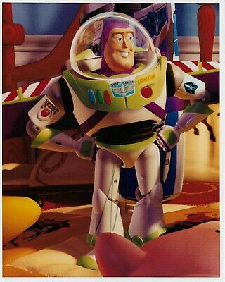Tim Allen Toy Story Buzz Lightyear Signed Authentic Autograph 8x10 Photo and COA